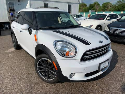 2015 MINI Countryman for sale at KAYALAR MOTORS in Houston TX
