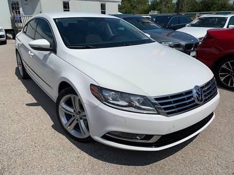 2013 Volkswagen CC for sale at KAYALAR MOTORS Garage in Houston TX