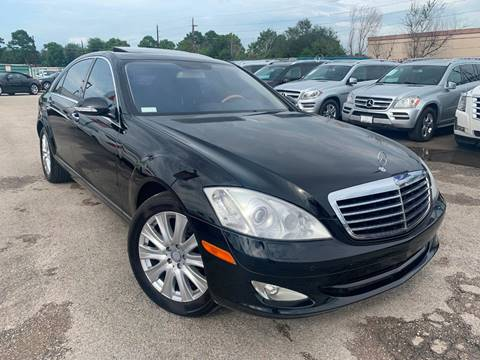 2009 Mercedes-Benz S-Class for sale at KAYALAR MOTORS in Houston TX