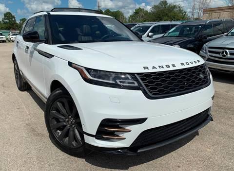 2019 Land Rover Range Rover Velar for sale at KAYALAR MOTORS in Houston TX