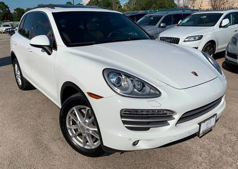2014 Porsche Cayenne for sale at KAYALAR MOTORS in Houston TX
