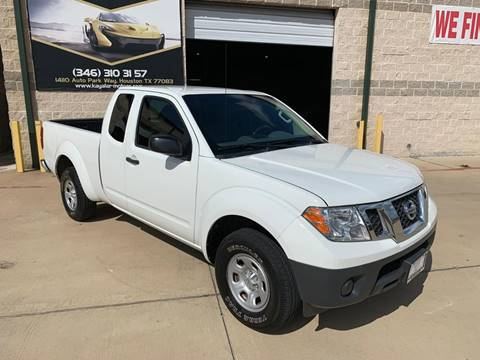 2016 Nissan Frontier for sale at KAYALAR MOTORS Garage in Houston TX