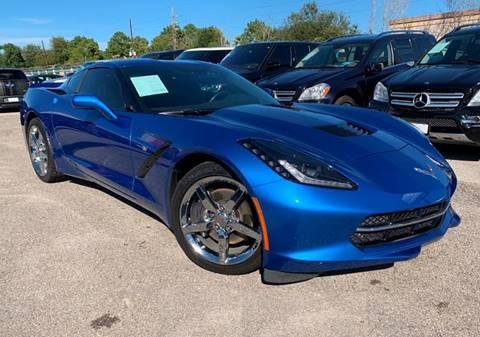 2014 Chevrolet Corvette for sale at KAYALAR MOTORS in Houston TX