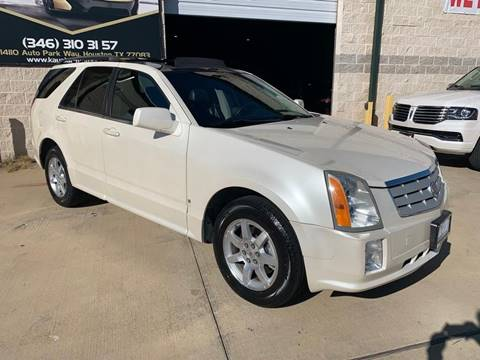 2008 Cadillac SRX for sale at KAYALAR MOTORS in Houston TX
