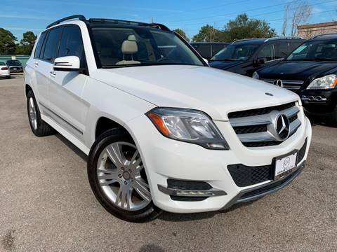 2014 Mercedes-Benz GLK for sale at KAYALAR MOTORS in Houston TX