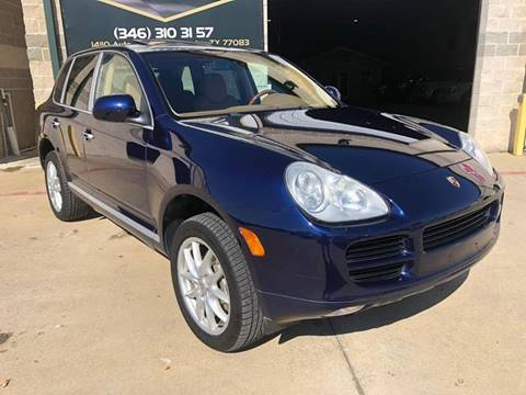 2006 Porsche Cayenne for sale at KAYALAR MOTORS in Houston TX