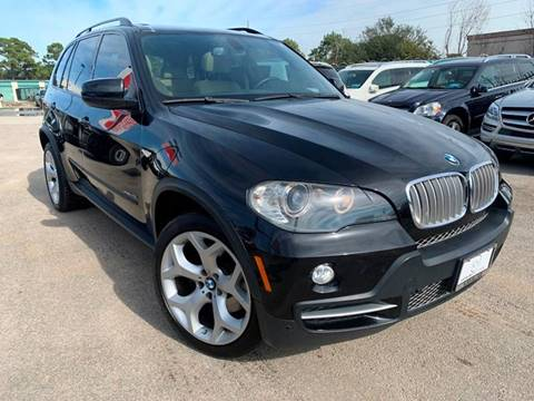 2009 BMW X5 for sale at KAYALAR MOTORS in Houston TX