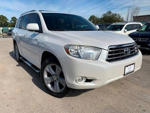 2010 Toyota Highlander for sale at KAYALAR MOTORS in Houston TX