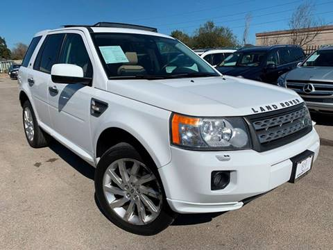 2012 Land Rover LR2 for sale at KAYALAR MOTORS in Houston TX