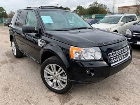 2010 Land Rover LR2 for sale at KAYALAR MOTORS in Houston TX