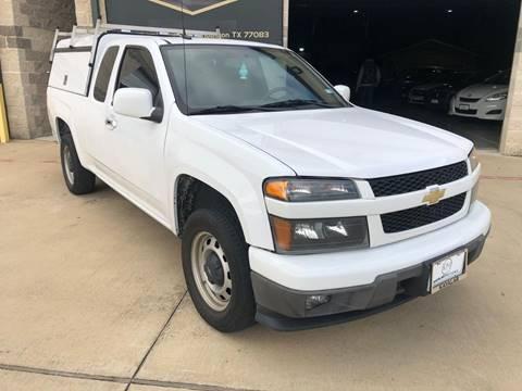 2012 Chevrolet Colorado for sale at KAYALAR MOTORS Garage in Houston TX