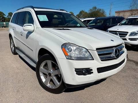 2009 Mercedes-Benz GL-Class for sale at KAYALAR MOTORS in Houston TX