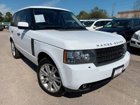 2011 Land Rover Range Rover for sale at KAYALAR MOTORS in Houston TX