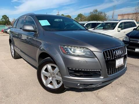 2011 Audi Q7 for sale at KAYALAR MOTORS in Houston TX