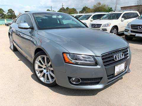 2011 Audi A5 for sale at KAYALAR MOTORS in Houston TX
