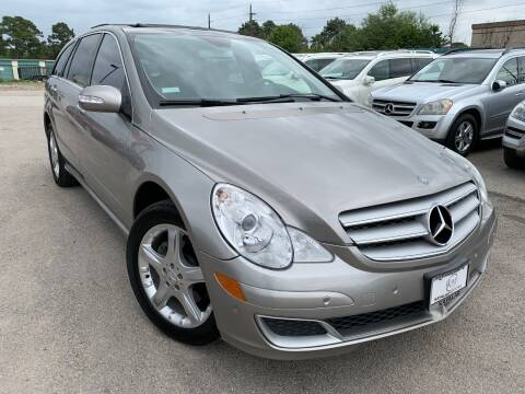 2006 Mercedes-Benz R-Class for sale at KAYALAR MOTORS Garage in Houston TX