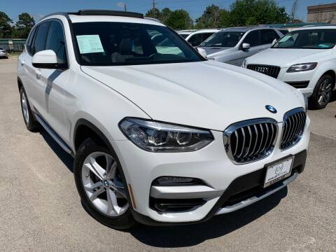 2019 BMW X3 for sale at KAYALAR MOTORS in Houston TX