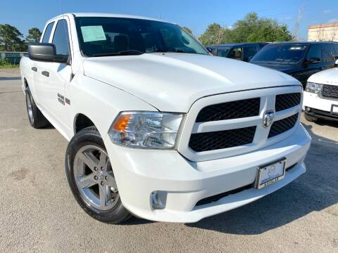 2013 RAM Ram Pickup 1500 for sale at KAYALAR MOTORS in Houston TX
