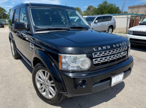 2010 Land Rover LR4 for sale at KAYALAR MOTORS in Houston TX