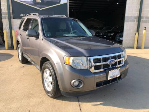 2011 Ford Escape for sale at KAYALAR MOTORS Garage in Houston TX