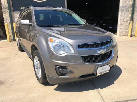 2011 Chevrolet Equinox for sale at KAYALAR MOTORS in Houston TX