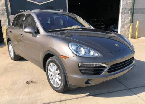 2013 Porsche Cayenne for sale at KAYALAR MOTORS in Houston TX