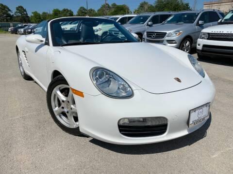 2005 Porsche Boxster for sale at KAYALAR MOTORS in Houston TX