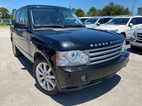 2009 Land Rover Range Rover for sale at KAYALAR MOTORS in Houston TX