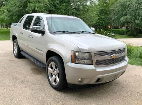 2009 Chevrolet Avalanche for sale at KAYALAR MOTORS Garage in Houston TX