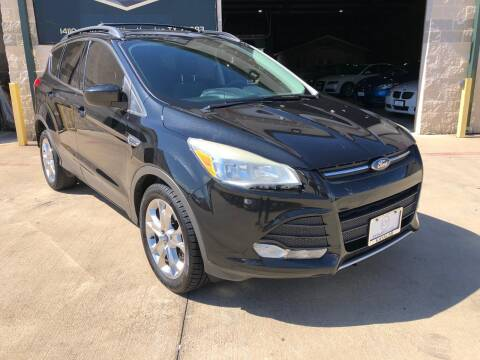 2013 Ford Escape for sale at KAYALAR MOTORS Garage in Houston TX