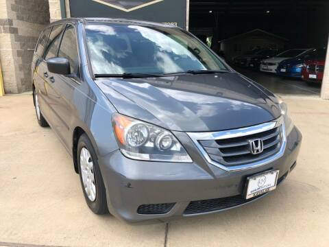 2010 Honda Odyssey for sale at KAYALAR MOTORS Garage in Houston TX