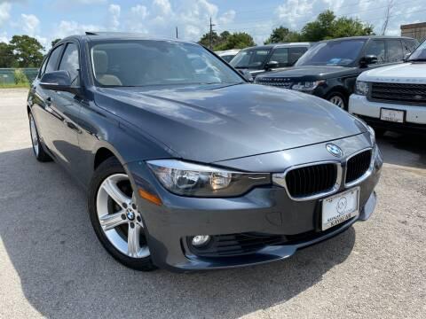 2012 BMW 3 Series for sale at KAYALAR MOTORS in Houston TX