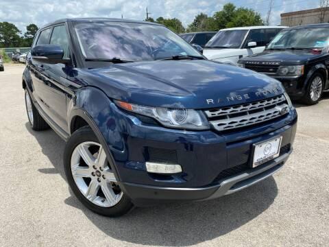2013 Land Rover Range Rover Evoque for sale at KAYALAR MOTORS in Houston TX