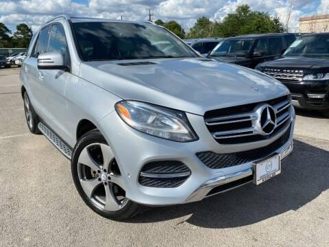 2016 Mercedes-Benz GLE for sale at KAYALAR MOTORS Garage in Houston TX