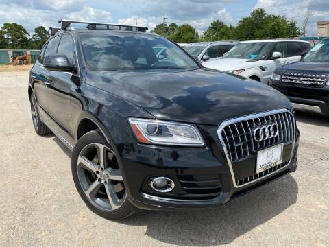 2015 Audi Q5 for sale at KAYALAR MOTORS in Houston TX
