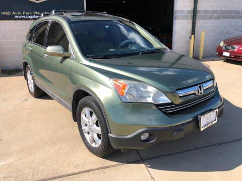 2008 Honda CR-V for sale at KAYALAR MOTORS Garage in Houston TX