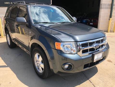 2008 Ford Escape for sale at KAYALAR MOTORS Garage in Houston TX