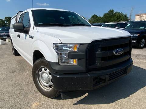 2017 Ford F-150 for sale at KAYALAR MOTORS in Houston TX