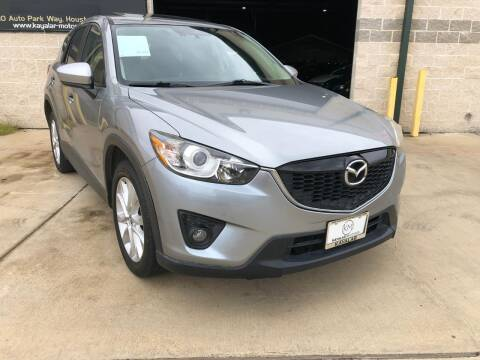 2013 Mazda CX-5 for sale at KAYALAR MOTORS Garage in Houston TX