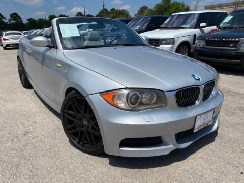 2008 BMW 1 Series for sale at KAYALAR MOTORS in Houston TX
