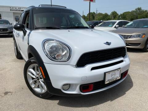 2014 MINI Countryman for sale at KAYALAR MOTORS in Houston TX