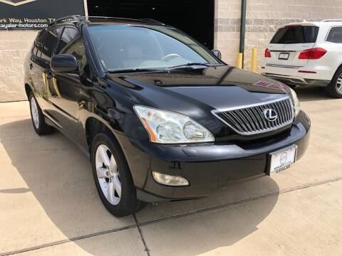 2007 Lexus RX 350 for sale at KAYALAR MOTORS Garage in Houston TX