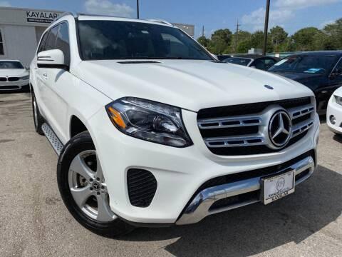 2017 Mercedes-Benz GLS for sale at KAYALAR MOTORS in Houston TX