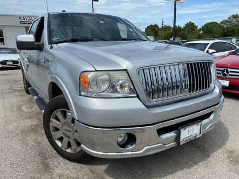 2006 Lincoln Mark LT for sale at KAYALAR MOTORS in Houston TX