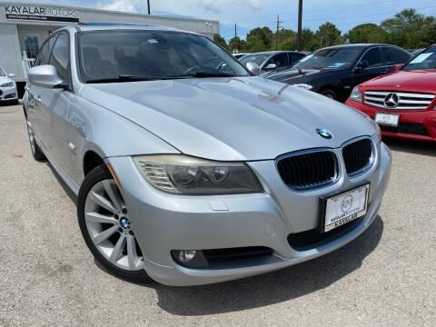 2011 BMW 3 Series for sale at KAYALAR MOTORS in Houston TX