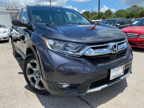 2017 Honda CR-V for sale at KAYALAR MOTORS in Houston TX