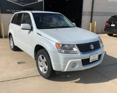 2011 Suzuki Grand Vitara for sale at KAYALAR MOTORS Garage in Houston TX