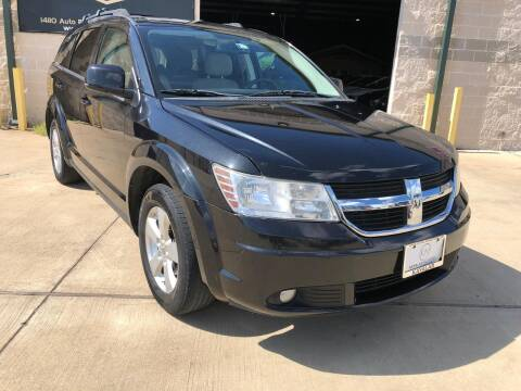 2010 Dodge Journey for sale at KAYALAR MOTORS Garage in Houston TX