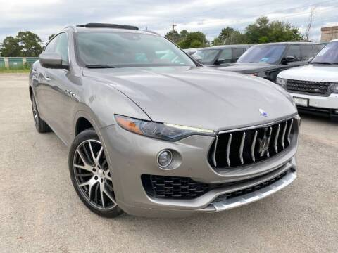 2018 Maserati Levante for sale at KAYALAR MOTORS in Houston TX
