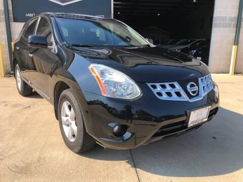 2013 Nissan Rogue for sale at KAYALAR MOTORS Garage in Houston TX